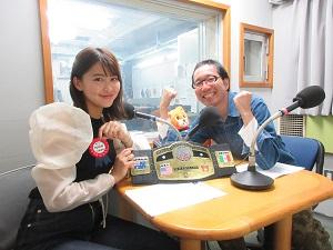11/17 vs 三原勇希(ラジオDJ)